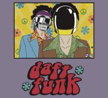 Daft Funk Kids Clothes