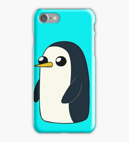 Cute Animated Penguin  iPhone Case/Skin