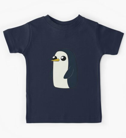 Cute Animated Penguin  Kids Tee