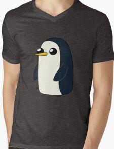 Cute Animated Penguin  Mens V-Neck T-Shirt