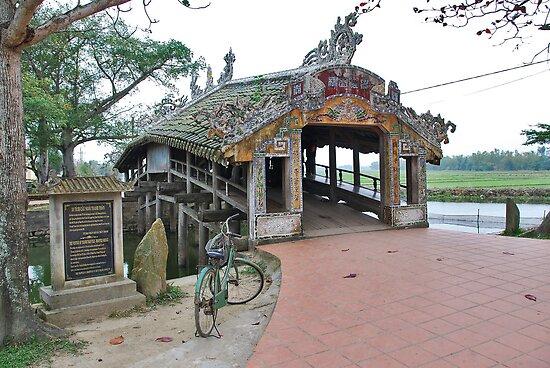 Thanh Toan Bridge by Adri  Padmos