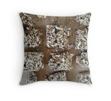 Granola by me Throw Pillow