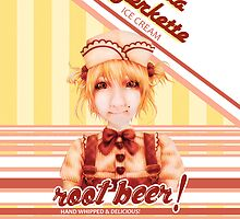 SODA JERKETTE ♥ Root Beer by mimolette