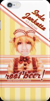 SODA JERKETTE ♥ Root Beer by mimolette