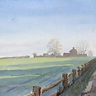 Abbeyland Cottages by HurstPainters