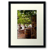 Langmeil Winery  Framed Print