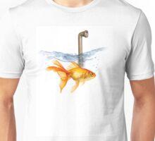 periscope goldfish Unisex T-Shirt
