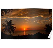 phuket sunset Poster