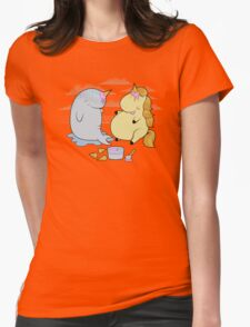 Wannabes Womens Fitted T-Shirt