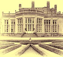 Grounds of Highcliffe Castle. by Alexis Pond