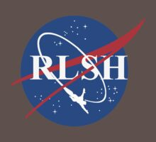 Retro RLSH logo by herogear