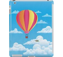 Picnic in a Balloon on a Cloud iPad Case/Skin