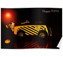 Happy Easter 2013 Poster