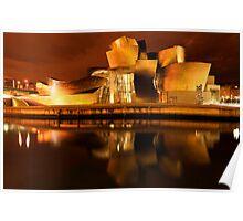 Guggenheim Reflections IV Poster