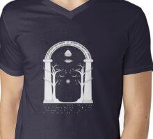 The gates of the moria Mens V-Neck T-Shirt