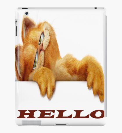 Garfield for ipad  iPad Case/Skin
