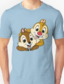 Funny Chip and Dale T-Shirt