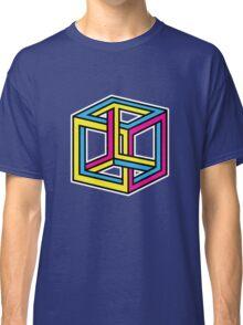 Cube Illusion Classic T-Shirt