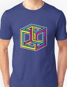 Cube Illusion T-Shirt