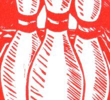 The Dude - The Big Lebowski Sticker