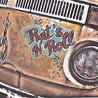 Rat N Roll by Sharon Poulton