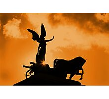 Chariot Of Fire Photographic Print