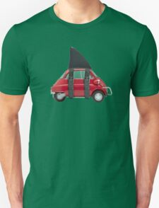 isetta shark Unisex T-Shirt