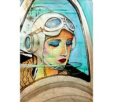 The Pilot Of Your Dreams  Photographic Print