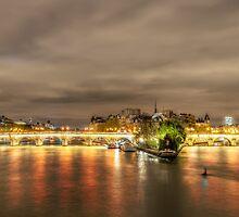 Paris, City of Light by Michiel Buijse