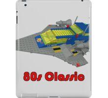 More 80s Classic Space Lego iPad Case/Skin