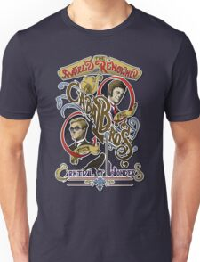 The World Renowned Cabal Bros Carnival of Wonders Unisex T-Shirt