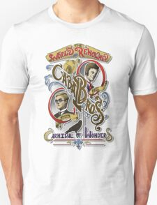 The World Renowned Cabal Bros Carnival of Wonders T-Shirt