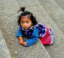 Cuenca Kids 273 by Al Bourassa