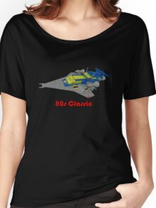 More 80s Classic Space Lego Women's Relaxed Fit T-Shirt