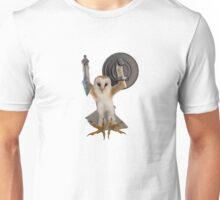 Spartan Gibbon Owl Unisex T-Shirt