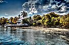 Old Beach House in Nassau, The Bahamas by 242Digital