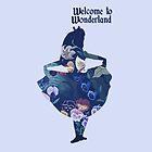 Blue Alice in Wonderland by MargaHG