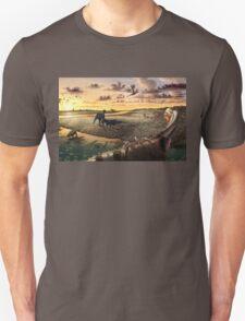 Mill Canyon Dinosaur Tracksite Leggings, Shirts, & more!! T-Shirt