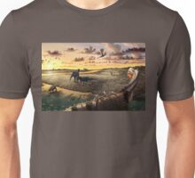 Mill Canyon Dinosaur Tracksite Leggings, Shirts, & more!! Unisex T-Shirt