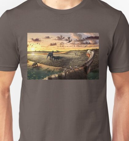 Mill Canyon Dinosaur Tracksite Leggings, Shirts, & more!! T-Shirt