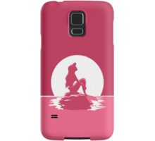 The Little Mermaid Pink Samsung Galaxy Case/Skin