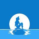 The Little Mermaid Blue by MargaHG