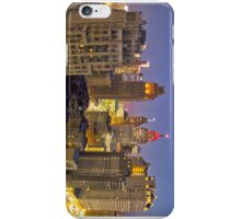 Detroit Cityscape iPhone Case/Skin
