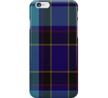 01316 US Air Force Reserve Pipe Band Tartan Fabric Print Iphone Case iPhone Case/Skin