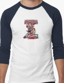 No souls, no sleeves, no mercy! Men's Baseball ¾ T-Shirt