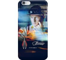 Iceman Stare - Phone Case - Kimi Raikkonen iPhone Case/Skin