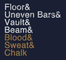 Women's Gymnastics Events T-Shirt