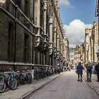 Streets of Cambridge by AndrewBerry