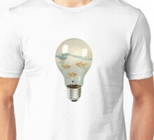 ideas and goldfish 02 Unisex T-Shirt