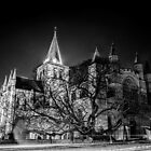 Rochester Cathedral  by Ian Hufton